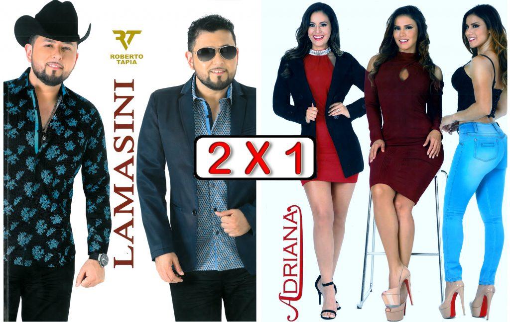 Lamasini & Adriana