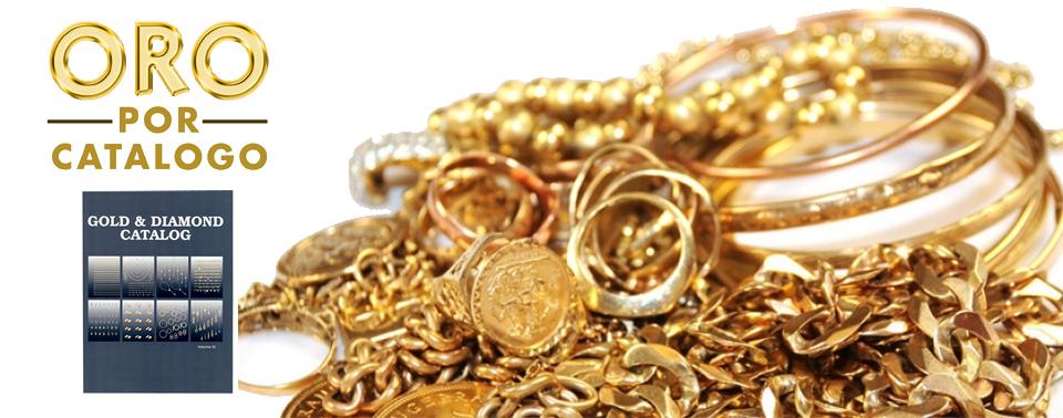 Oro por Catalogo | Catalogo para Vender Oro